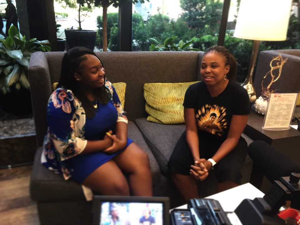 My 15 Minutes With Jemele Hill